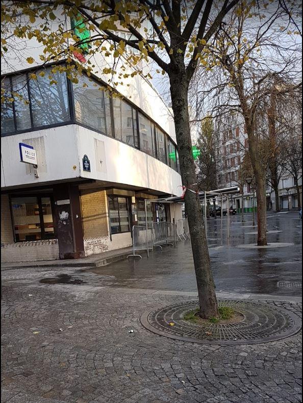 Préfécture de Police de Paris - Antenne du 19ème - Zone 3