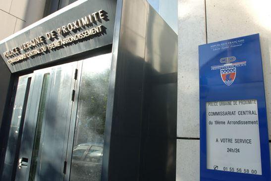 Commissariat central du 19ème - Zone 3