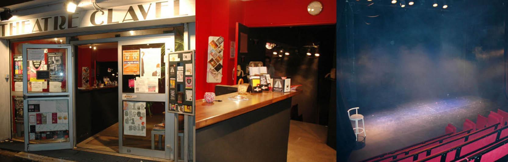 Théâtre Clavel - Zone 4