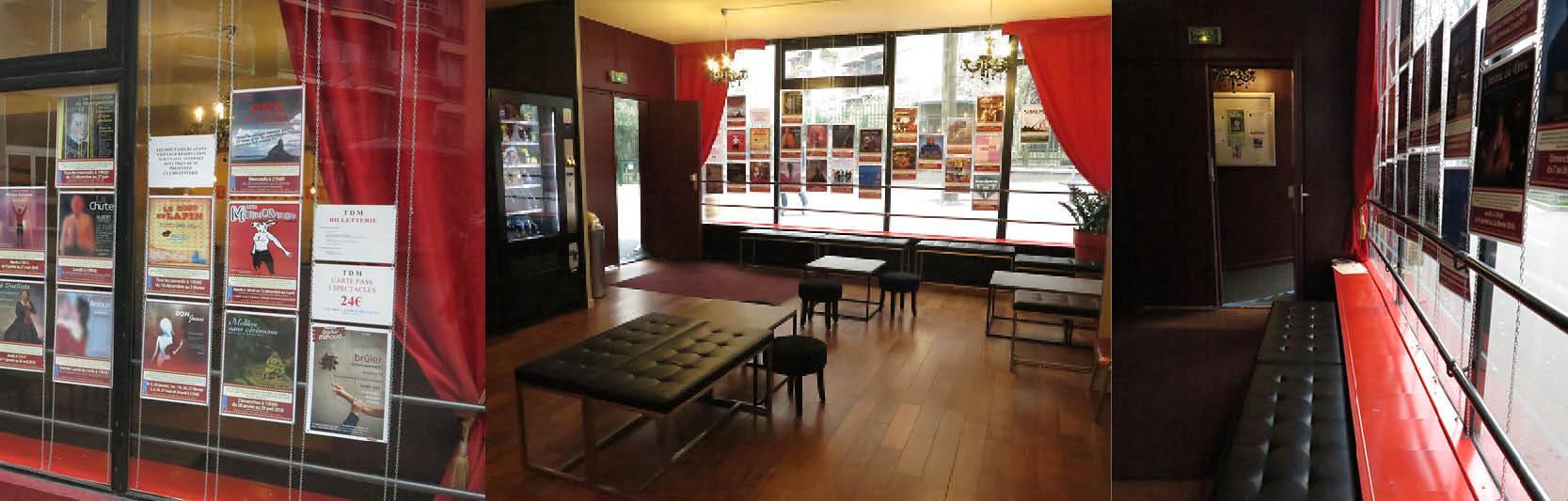 Théâtre Darius Milhaud - Zone 3