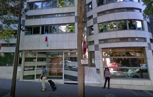 Centre d'action sociale de la ville de Paris - section 19ème - Zone 4